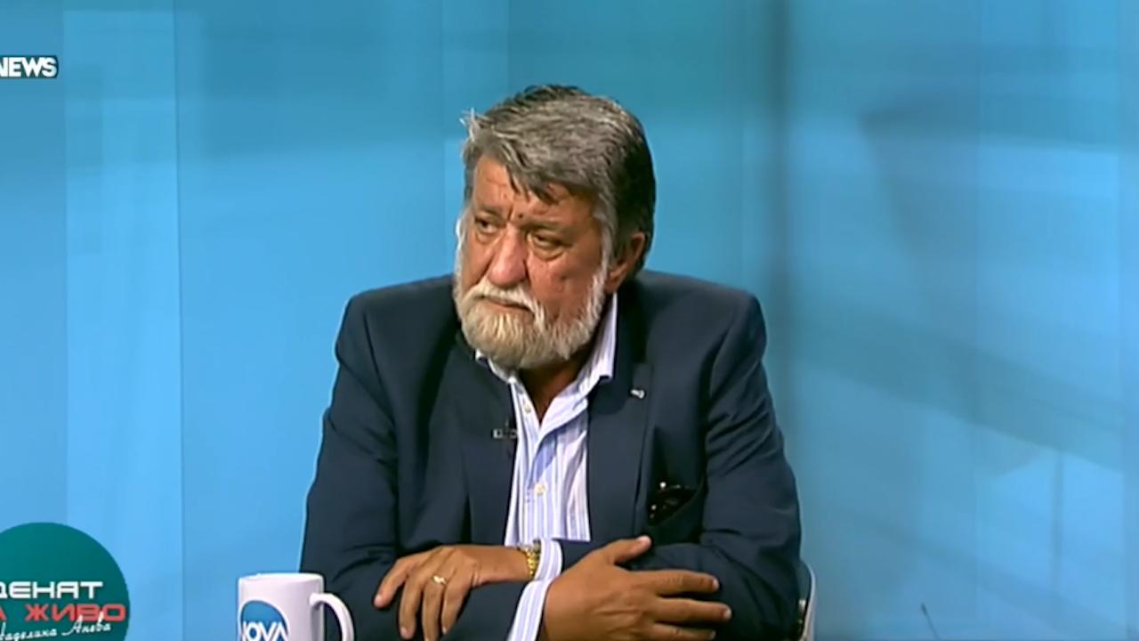Вежди Рашидов: Дайте корумпираните, за да ги линчуваме заедно