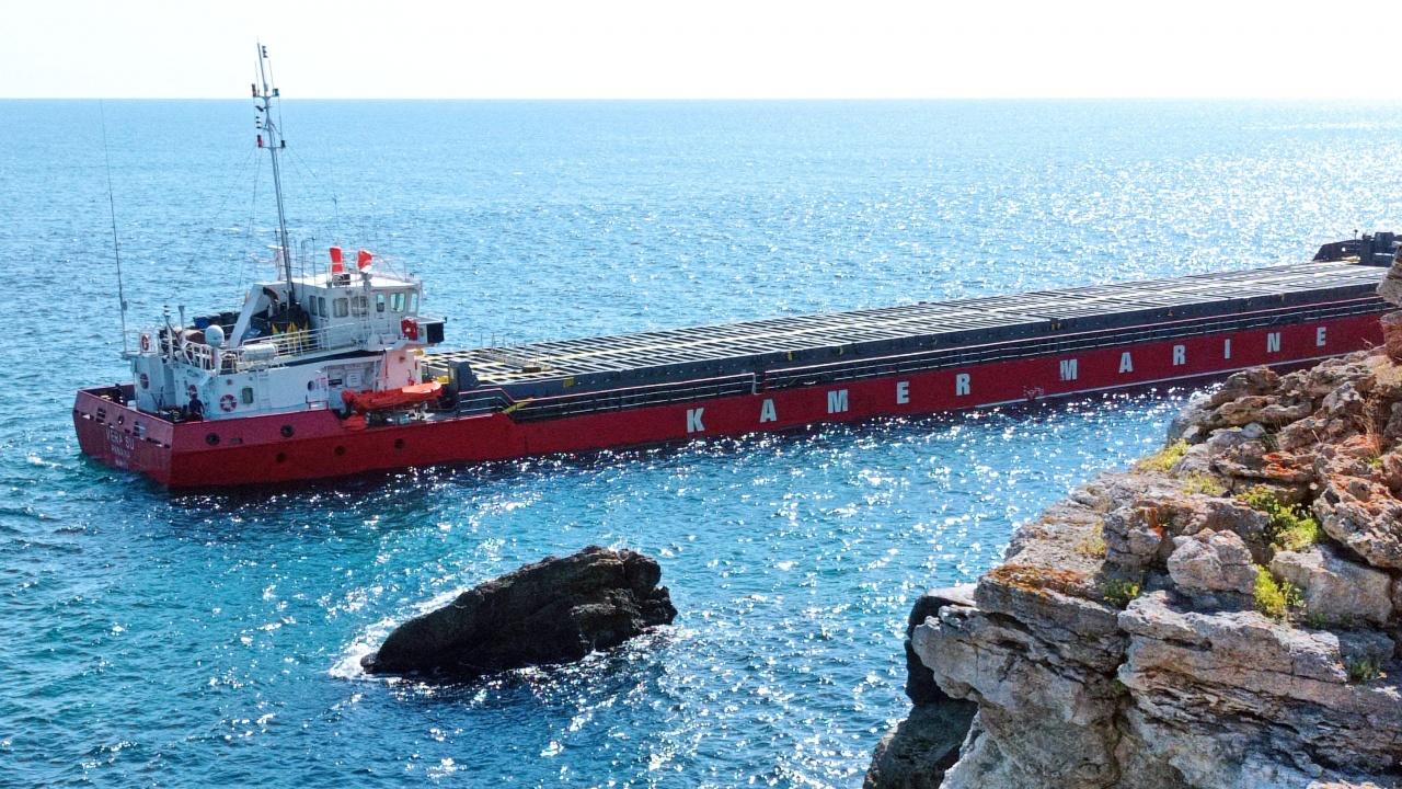 """""""Неадекватното поведение на моряците"""" довело до засядането на кораб край Каварна"""