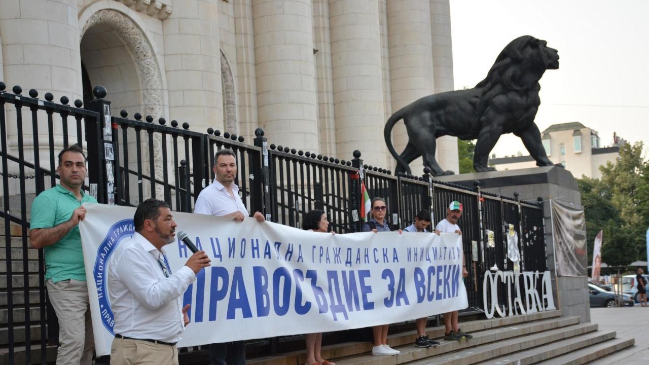 Подновяват протестите срещу Иван Гешев в деня на Независимостта