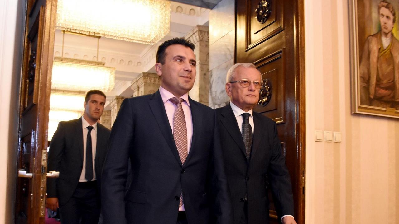 Заев: Продължаваме да градим приятелски отношения с България