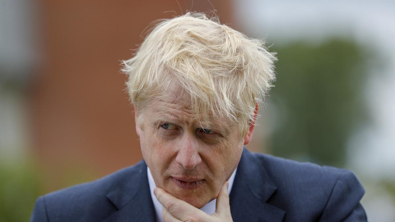 Борис Джонсън не очаква бърза сделка за свободна търговия със САЩ