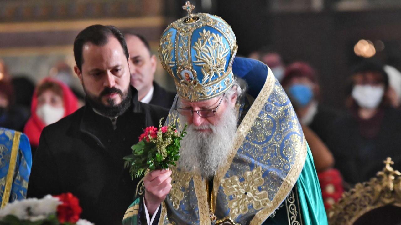 Патриархът: Нека загърбим всички свои пристрастия в името на Родината и народа