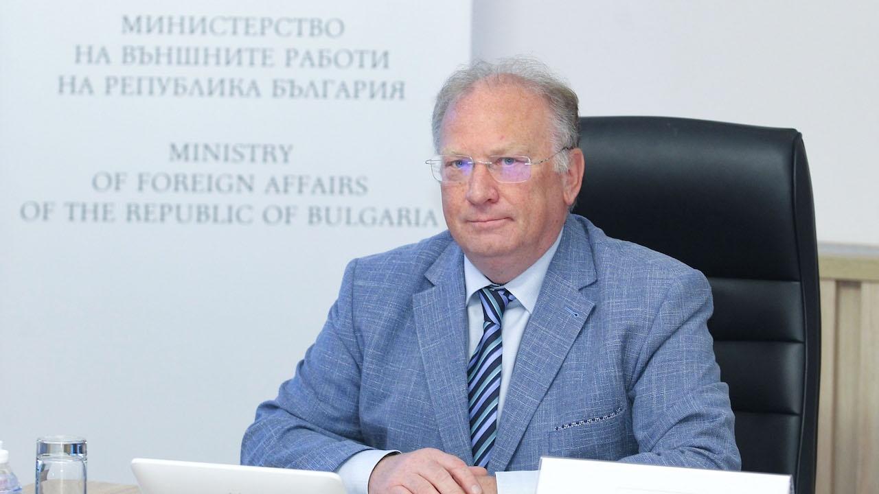 Министър Светлан Стоев участва в онлайн събития в Общото събрание на ОOH