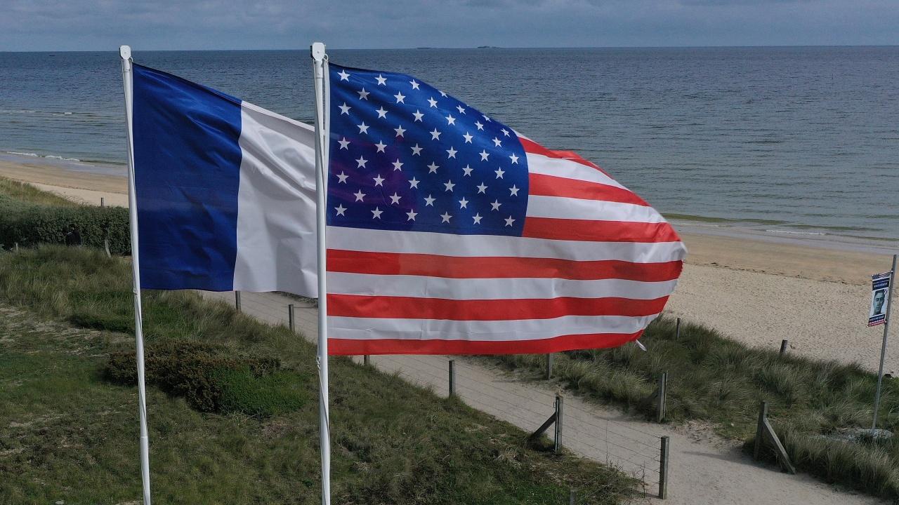 Очаква се среща между външните министри на САЩ и Франция днес