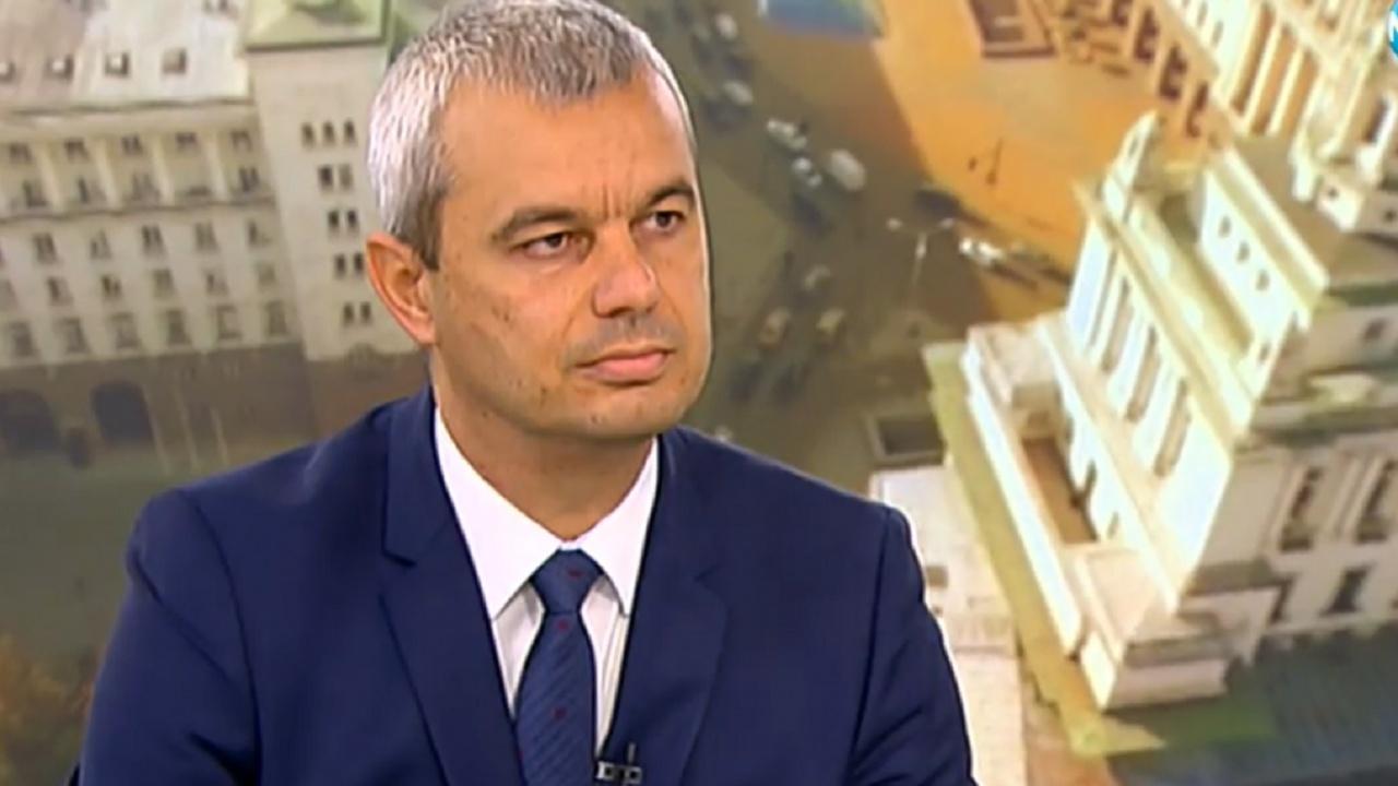 """Лидерът на """"Възраждане"""" разочарован от Радев, не е готов да му даде своите гласове"""