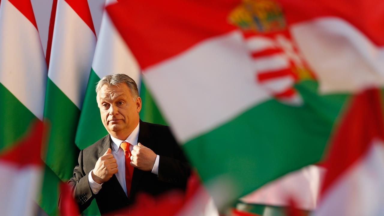 """Суверенистката десница се обединява около Орбан под лозунга: """"Силни семейства за силни нации"""""""