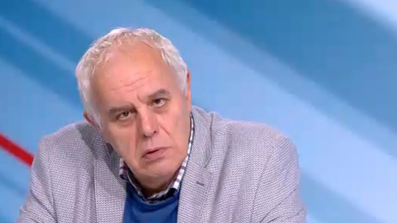 Андрей Райчев: Важно е кой ще бъде втори на изборите, кой ще е първи почти няма значение