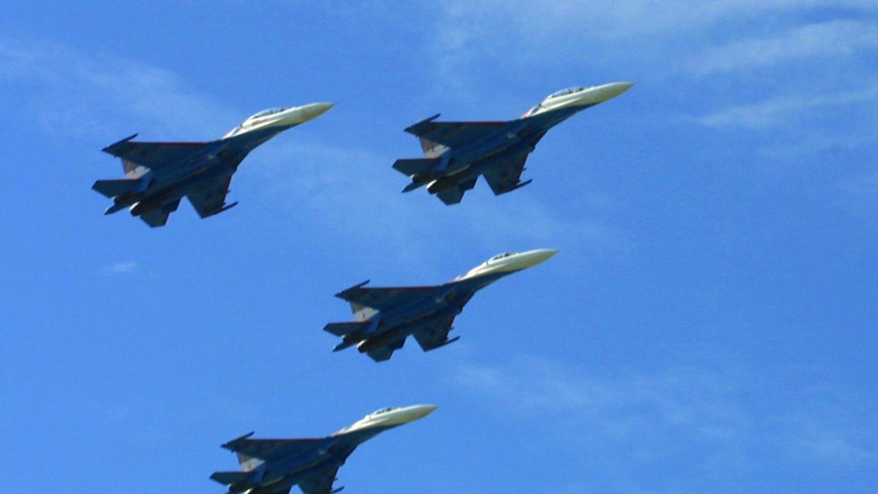 Руски самолет навлезе във въздушното пространство на Естония за шести път тази година