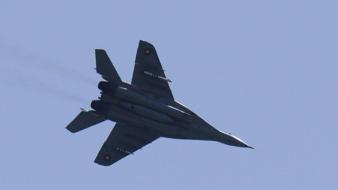 Обявяват всички предприети действия за изясняване на инцидента с падналия МиГ-29
