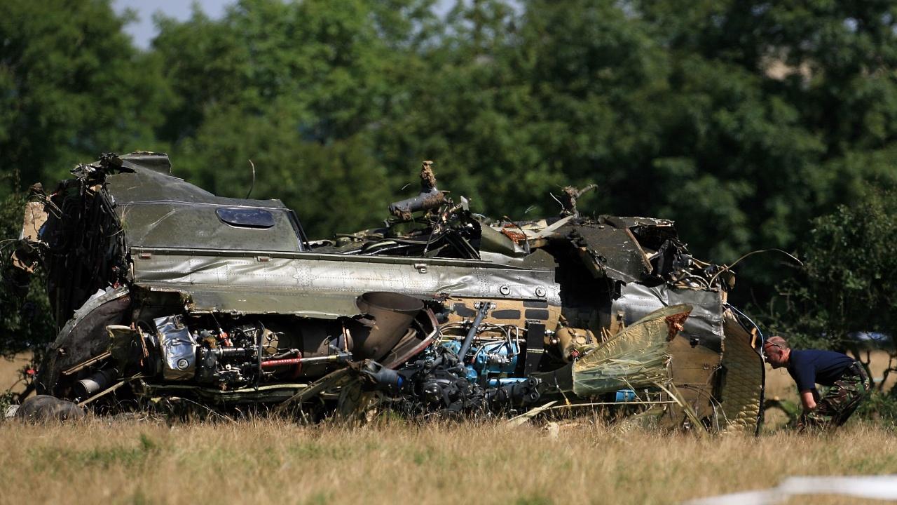 Разкриха причината за катастрофата на хеликоптера със загинали българи в Кот Д'Ивоар