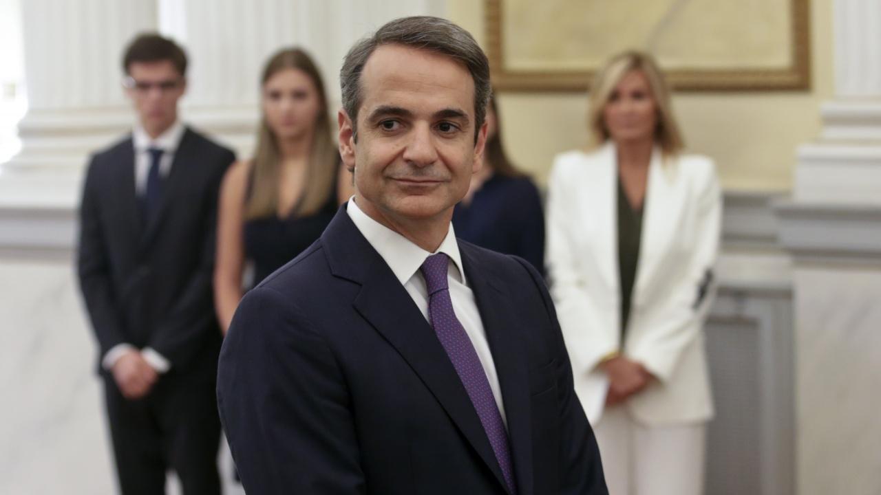 """Мицотакис ще говори """"за турските престъпления срещу Гърция"""" пред Общото събрание на ООН"""