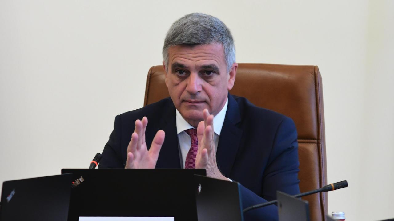 Стефан Янев назначи трима заместник-министри