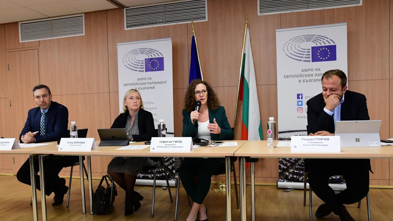 Евродепутати за срещата с Иван Гешев: Има поводи за притеснение