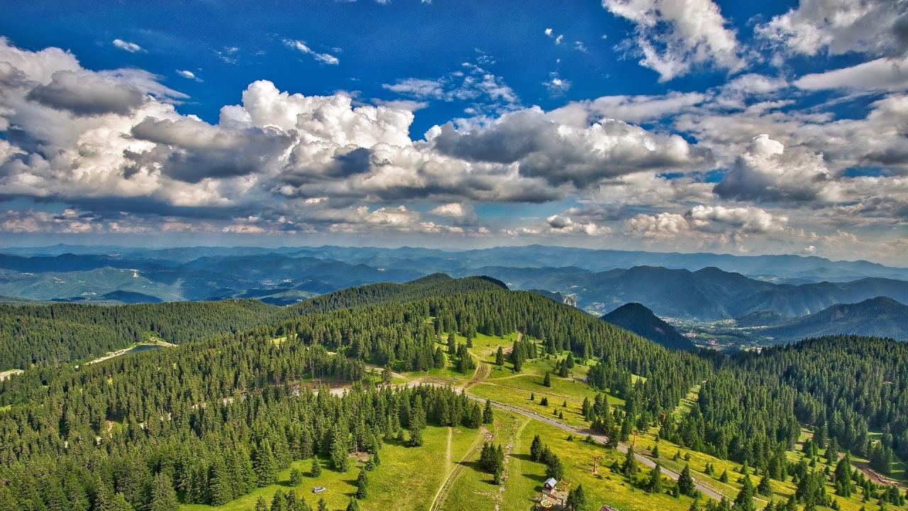 Летният сезон в Пампорово продължава до 26 септември