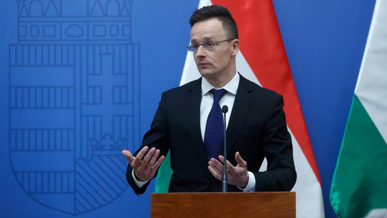 Унгарският външен министър категоричен: Няма да отстъпи от закона за ЛГБТ