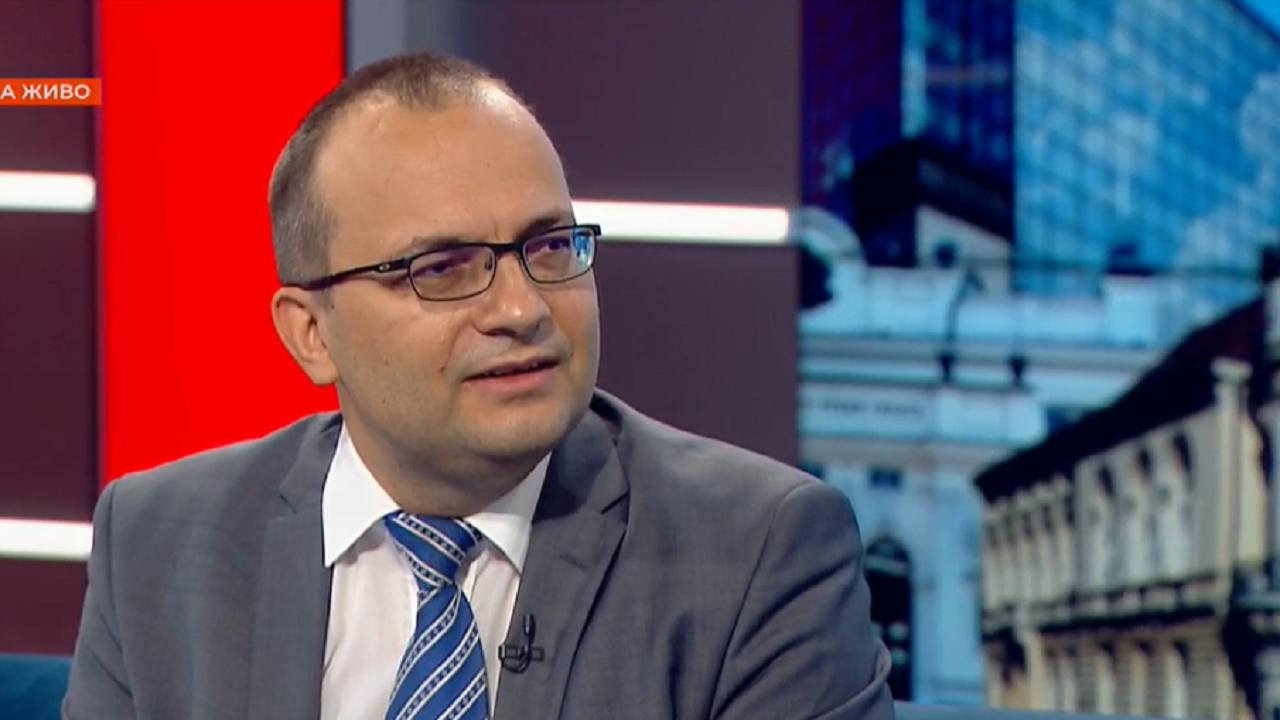 """Мартин Димитров вижда правителство с """"Продължаваме промяната"""", но не и с ГЕРБ"""