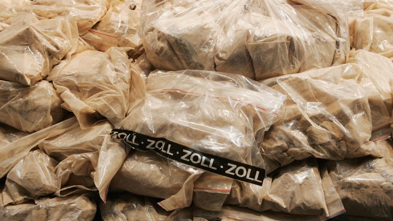 """Близо 40 кг хероин са задържани на """"Капитан Андреево"""""""