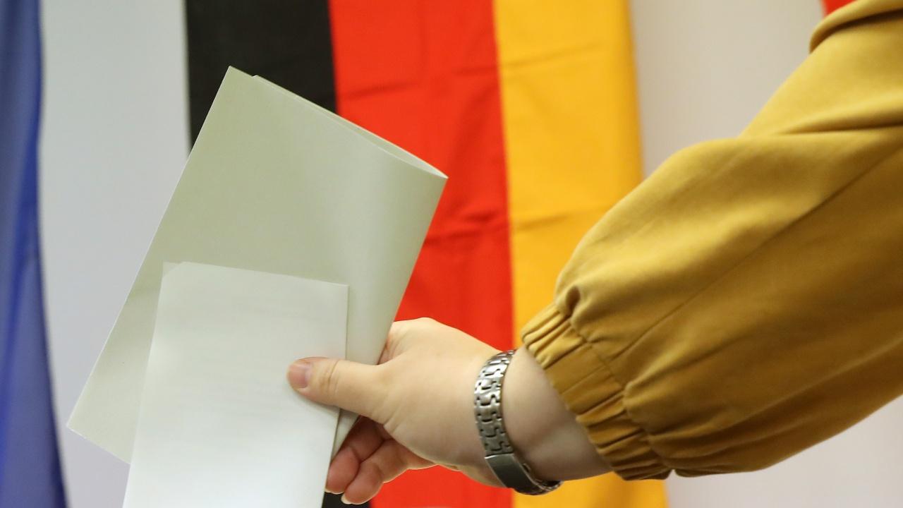 Парламентарни избори в Германия
