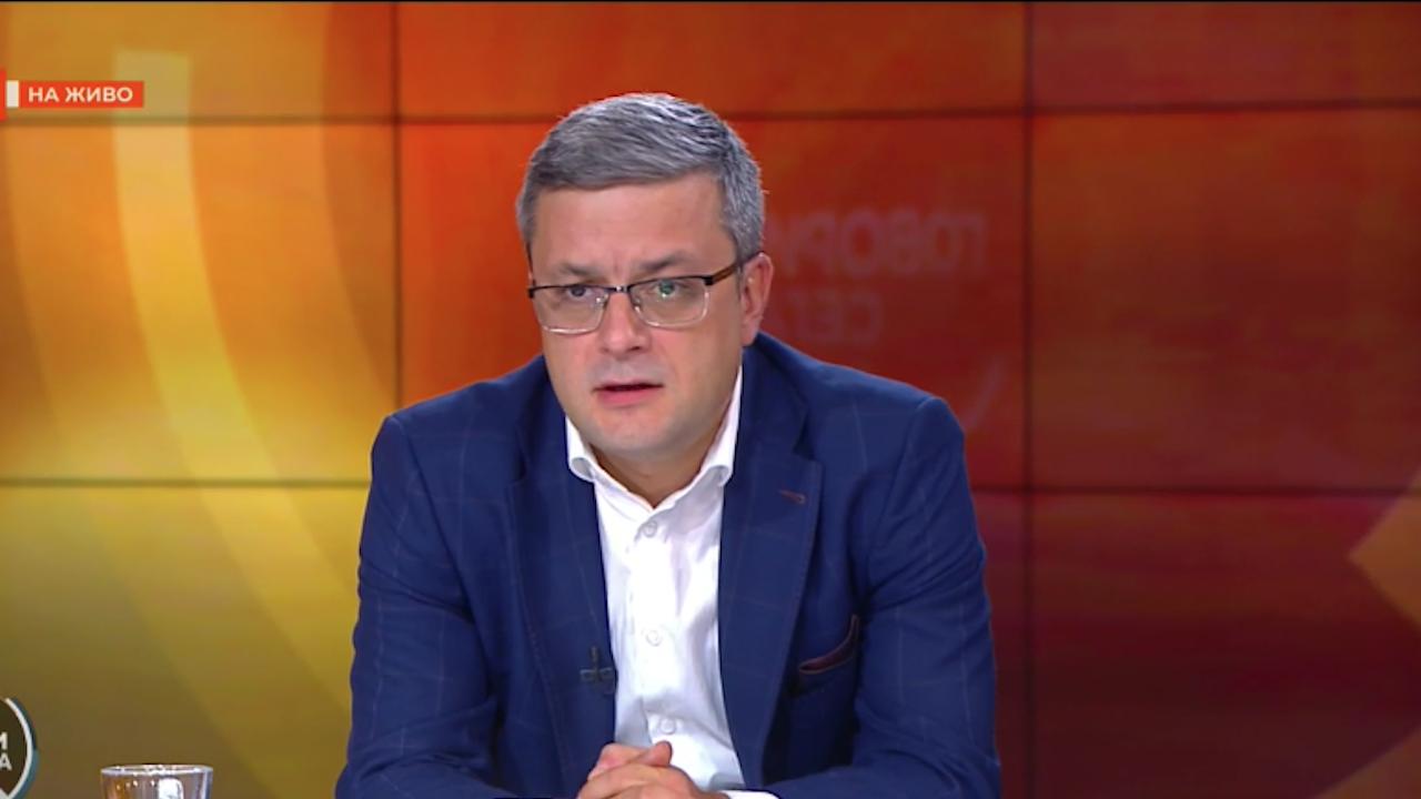 Тома Биков: Ако Радев спечели, ще разцепи БСП