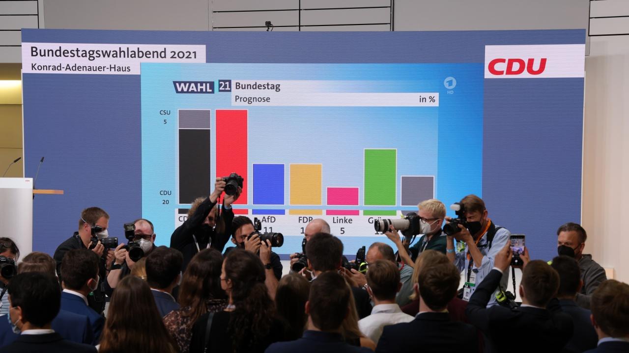 Социалдемократите печелят изборите в Германия