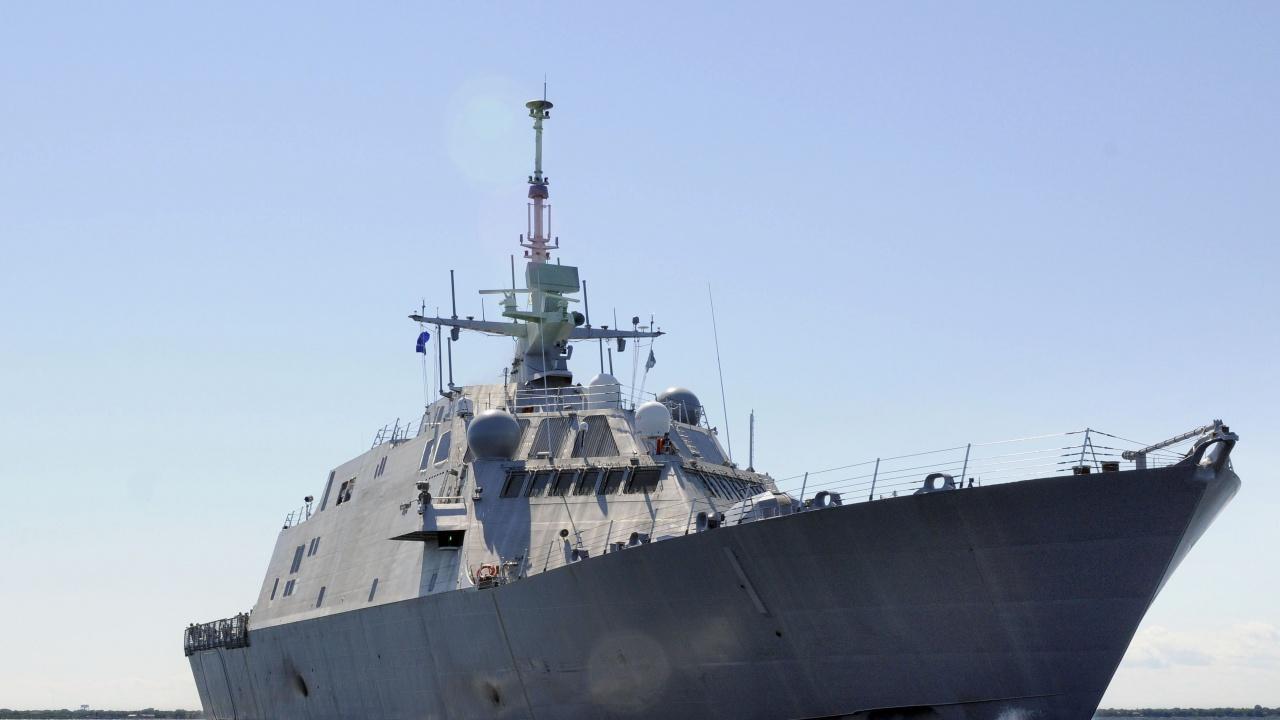 Британски военен кораб мина през Тайванския пролив