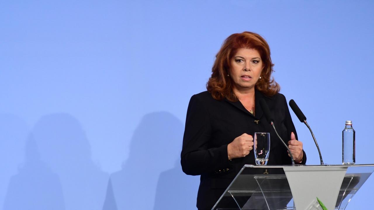 Илияна Йотова: Няма по-сериозна, по-голяма и по-важна цел от България