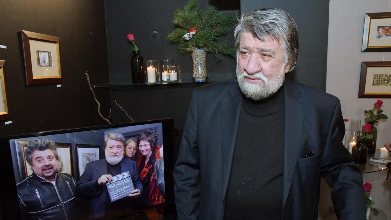 Вежди Рашидов отваря галерия, която ще носи неговото име