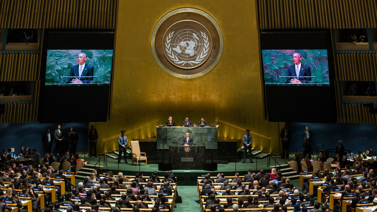 Франция призова за провеждане на среща на върха на постоянните членове на СС на ООН
