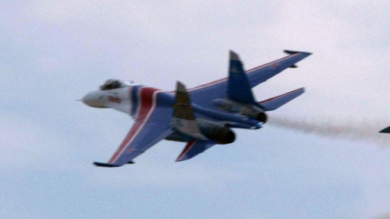 Русия вдигна изтребител заради самолет на САЩ над Черно море