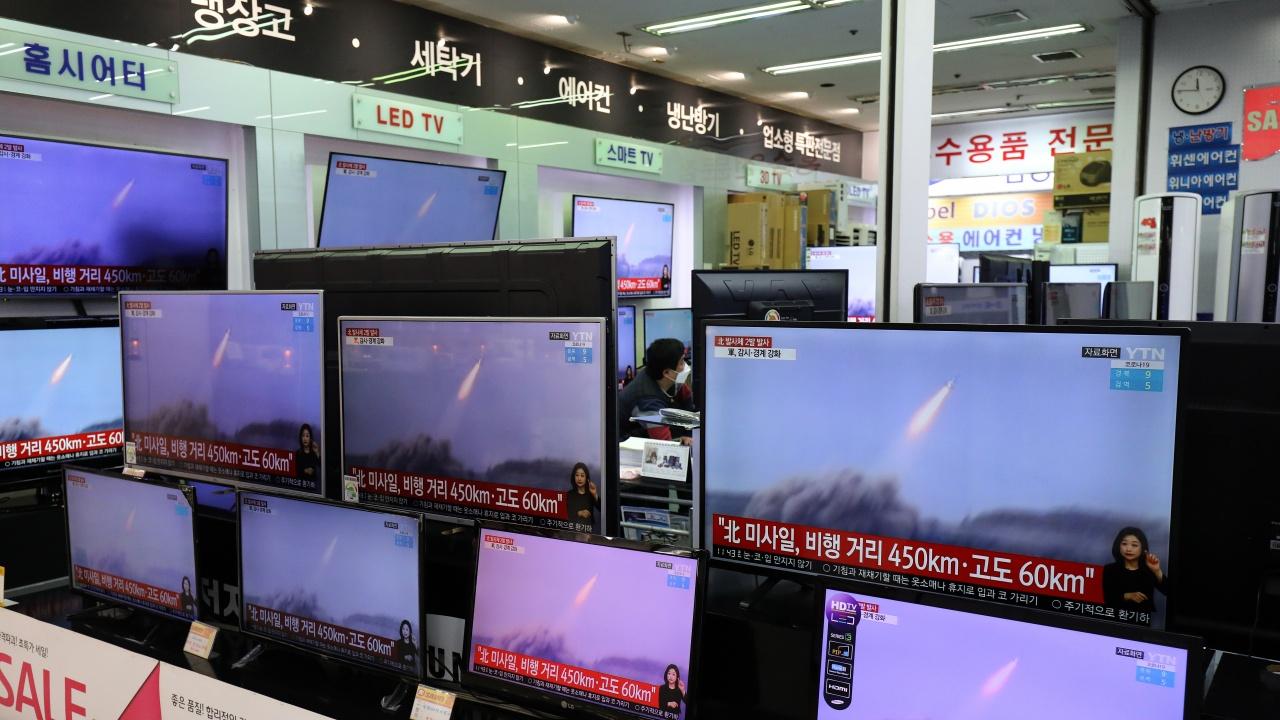 Северна Корея e извършила пробно изстрелване на хиперзвукова ракета