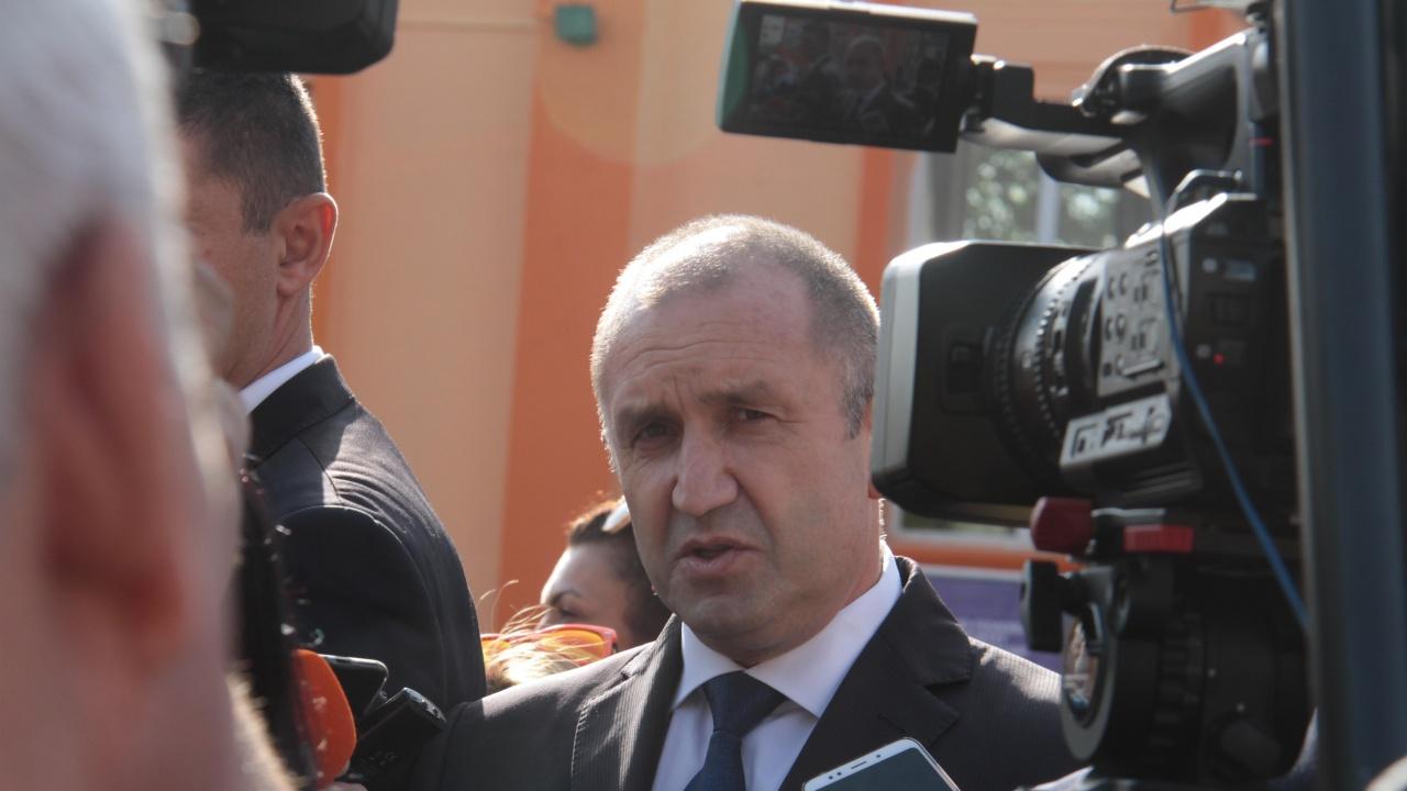 Румен Радев ще посети Кърджали
