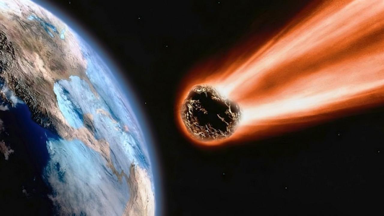 НАСА пропусна да засече огромен астероид, минал близо до Земята