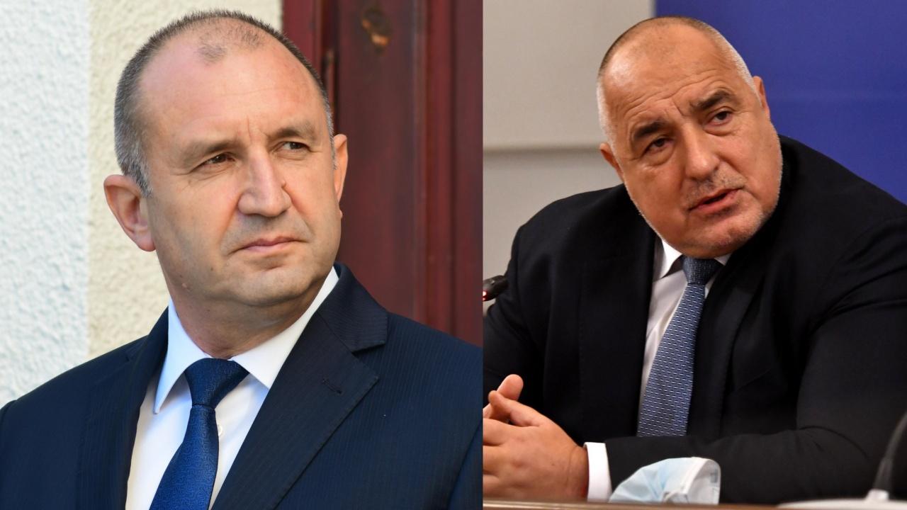 Радев отново хвърли ръкавицата към Борисов: Да излезе и да се кандидатира за президент