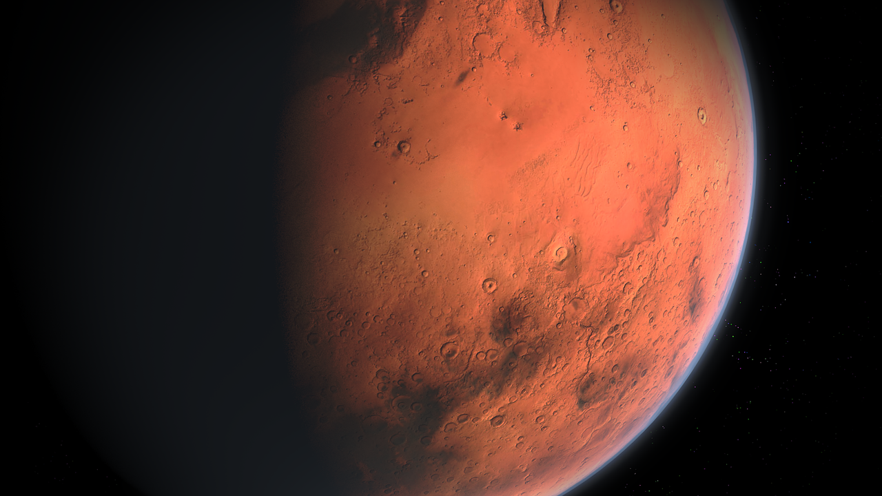 Заради газ от Слънцето НАСА спира временно командването на марсианските си мисии