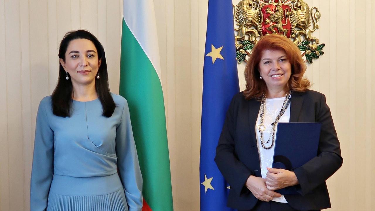Човешките права във време на кризи обсъдиха вицепрезидентът и омбудсманът на Азербайджан