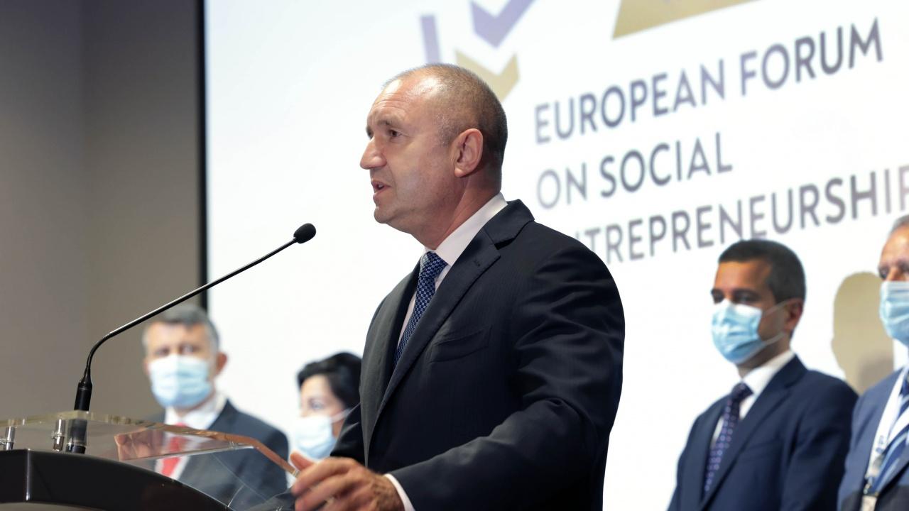 Президентът: Вече сме на първо място в Европа по неравенства в доходите - това е изключително тревожно