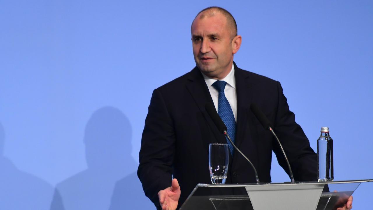 Радев: Надявам се, че формацията на Петков и Василев ще донесе раздвижване на политическата сцена