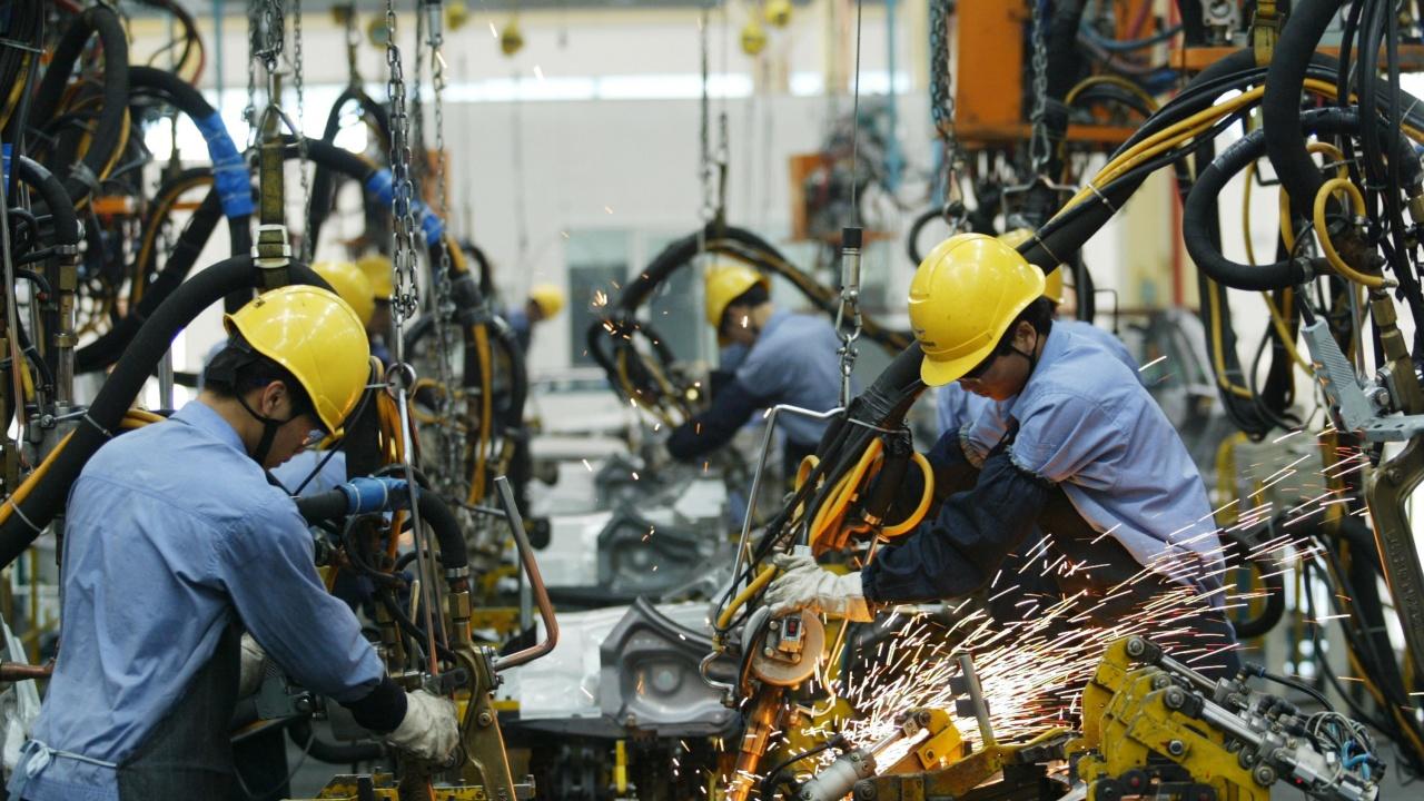 Изненадващо свиване на промишлеността в Китай през септември заради енергийния недостиг
