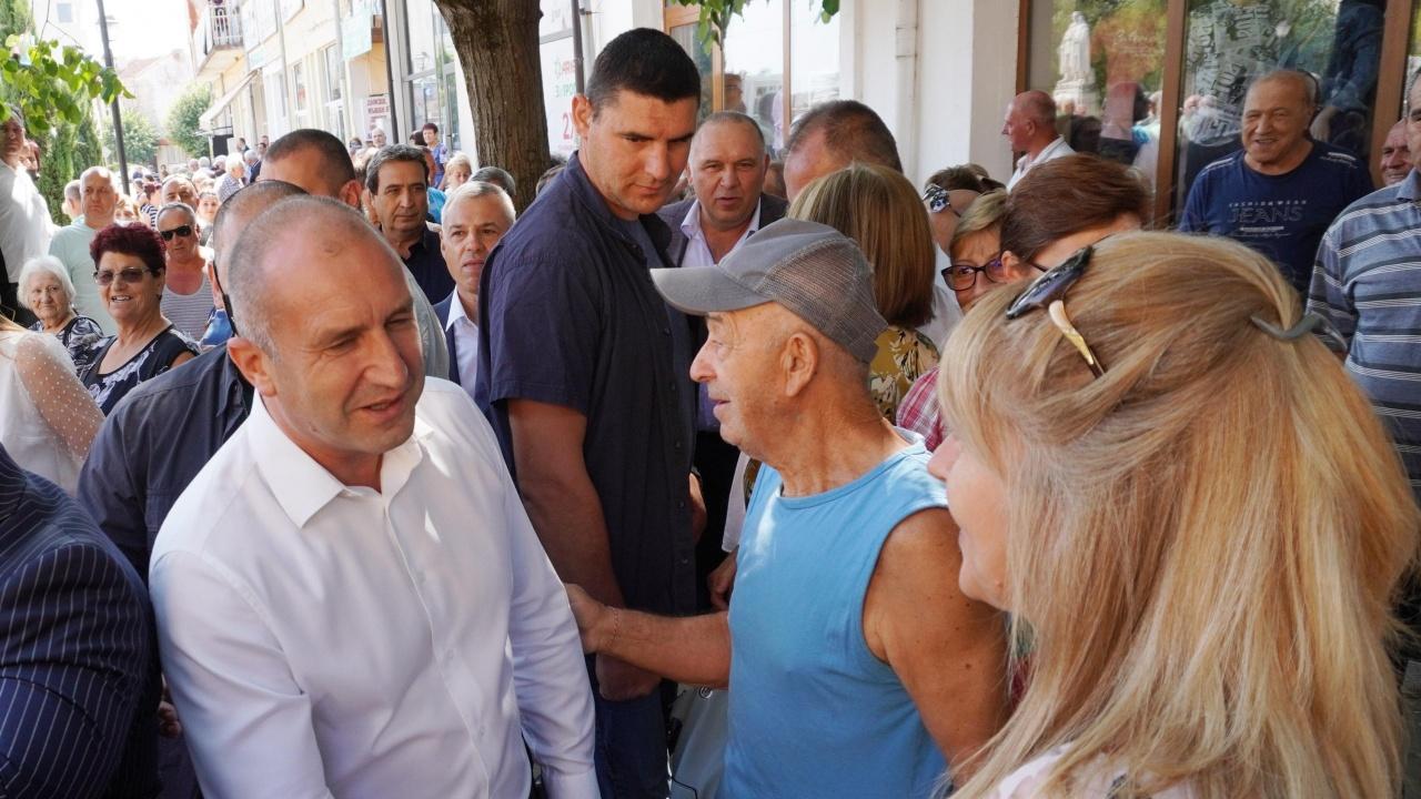 Румен Радев посочи какво трябва да бъде направено, за да не бъдем отново в плен на олигархията
