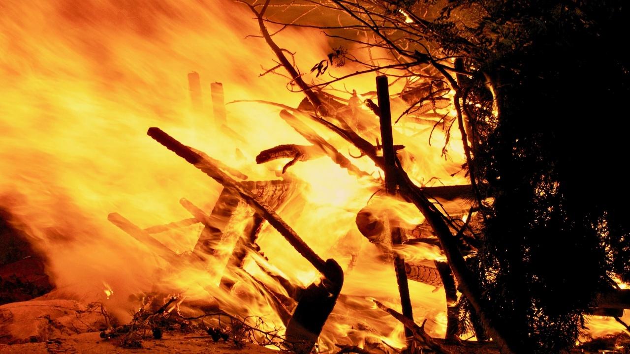 Нанесени са щети от пожари вчера в Силистренско