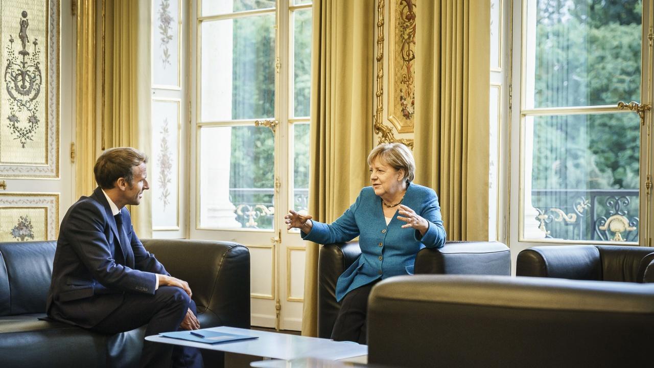 В ЕС след Меркел Макрон не може да има лидерска роля без съюзници