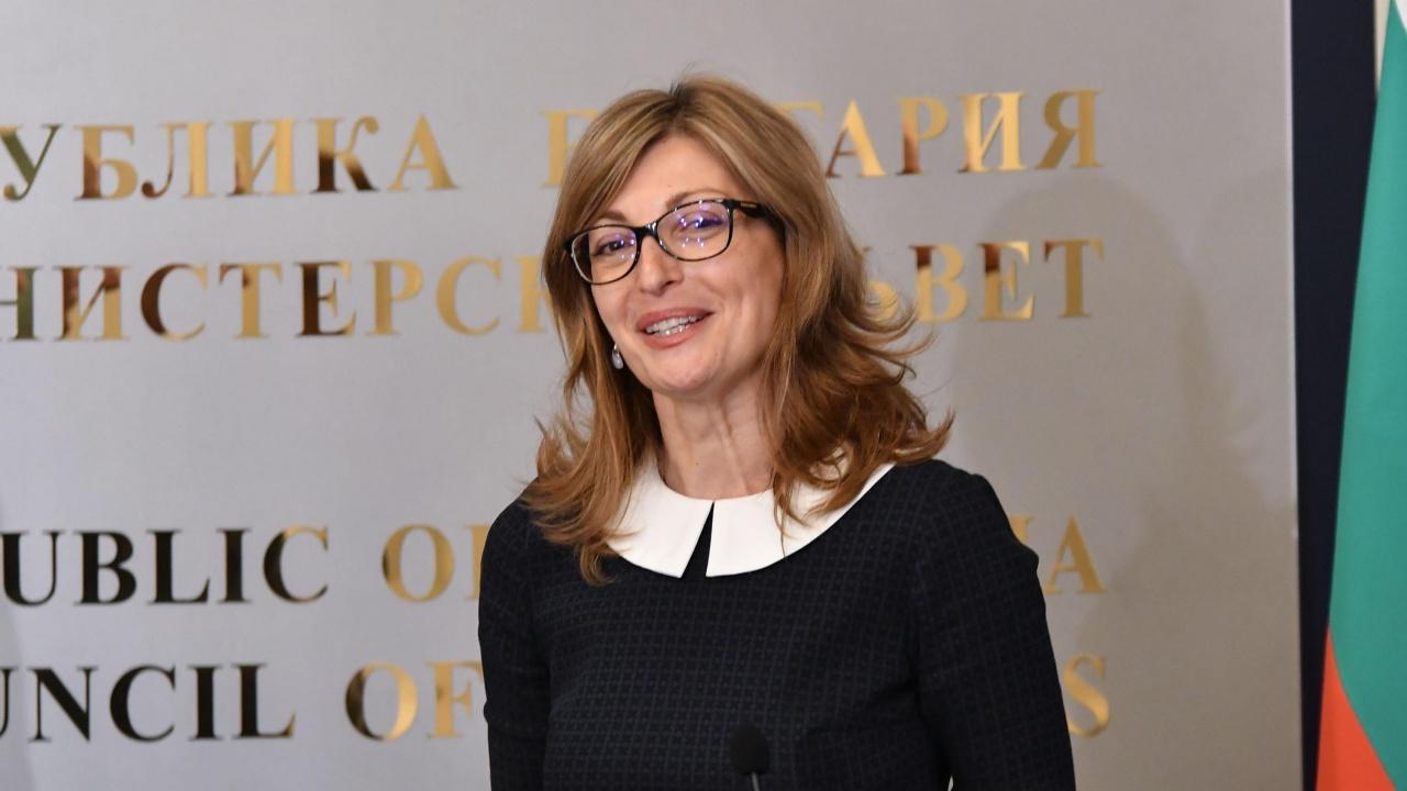 Захариева с критика към Северна Македония за спазването на човешките права