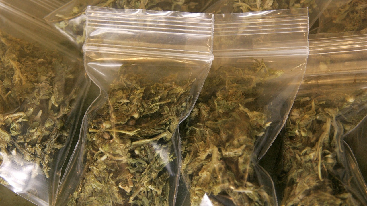 Над шест килограма марихуана са иззети в Хасково
