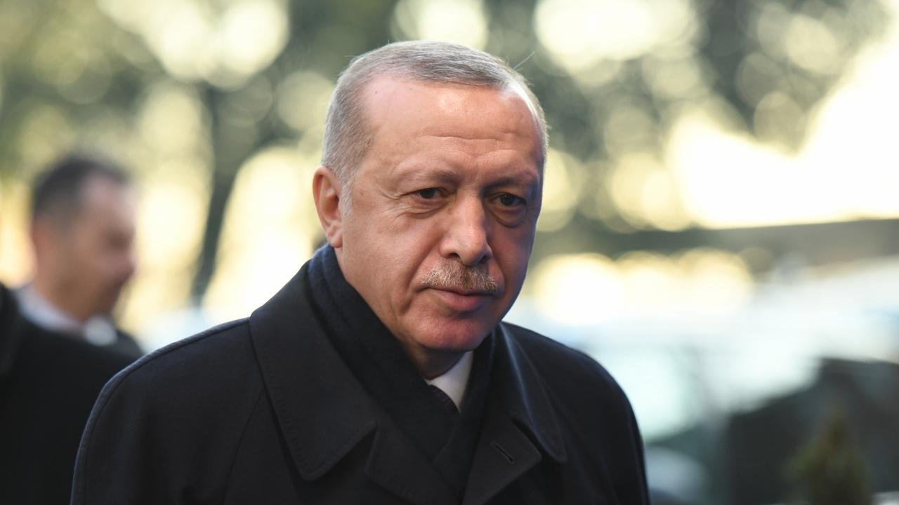 Ердоган внесе в парламента Парижкото споразумение за климата