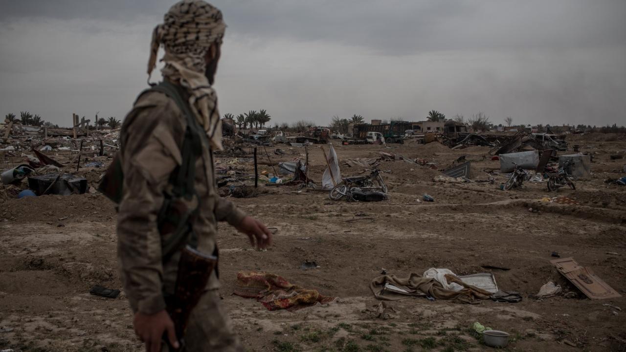 """Бойци на """"Ислямска държава"""" атакуват талибаните в Северен Афганистан"""