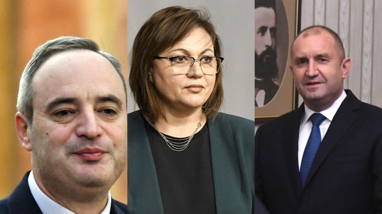 Журналисти: проф. Герджиков е добра кандидатура. Да кажем ли, че Нинова се скри под шинела  на Радев?