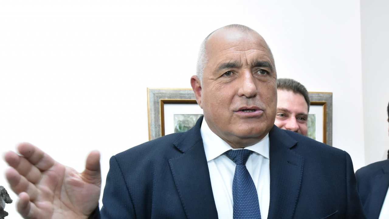 Борисов: Радев не разбира смисъла на президентската власт, по-добре да оглави партия