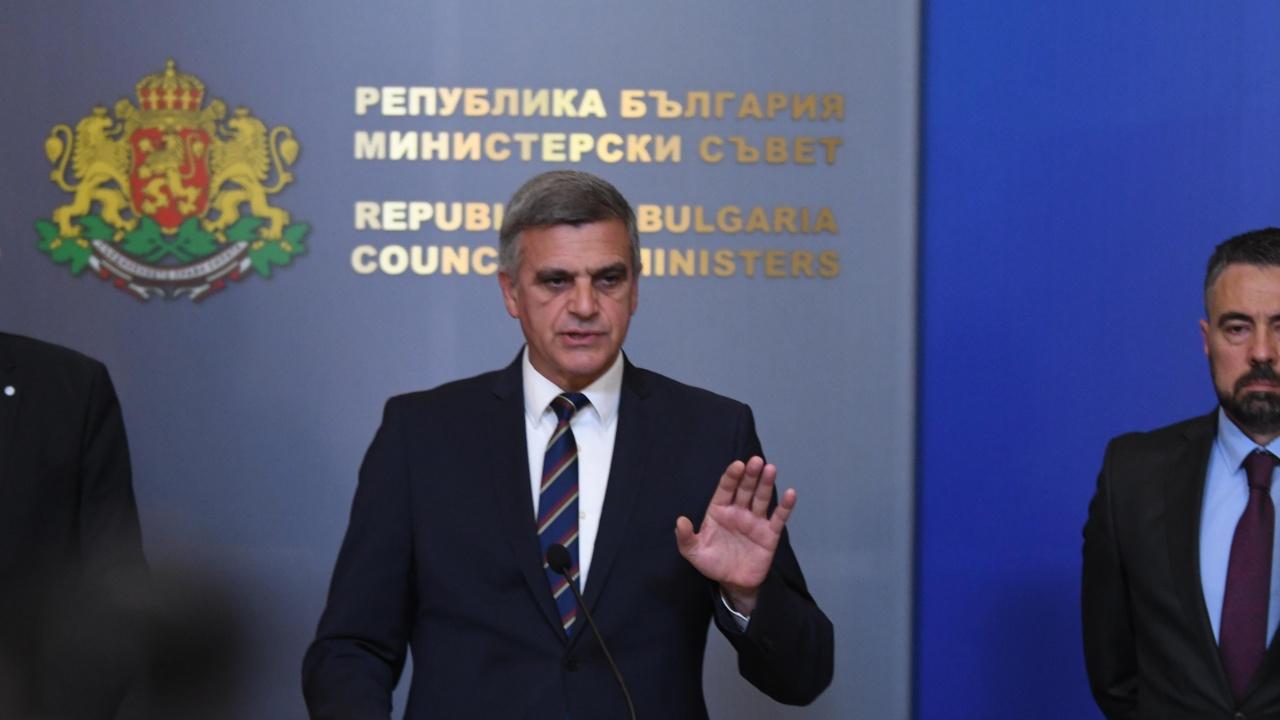 Янев: До 15 октомври изпращаме в Брюксел Плана за възстановяване и устойчивост
