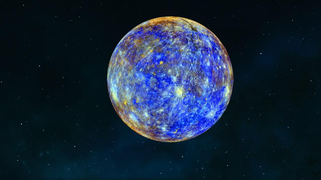 """Европейско-японската сонда """"Бепи Коломбо"""" на около 200 км от Меркурий"""