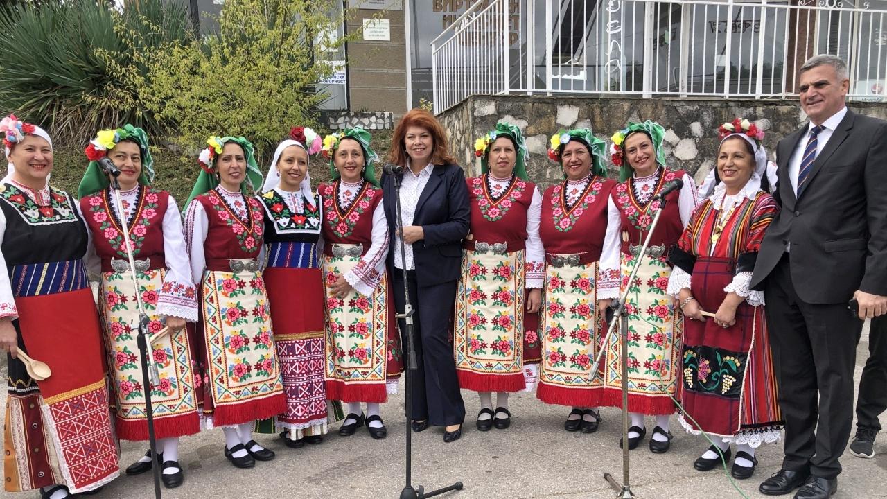 Илияна Йотова:  Бъдещо правителство да реши тракийския въпрос